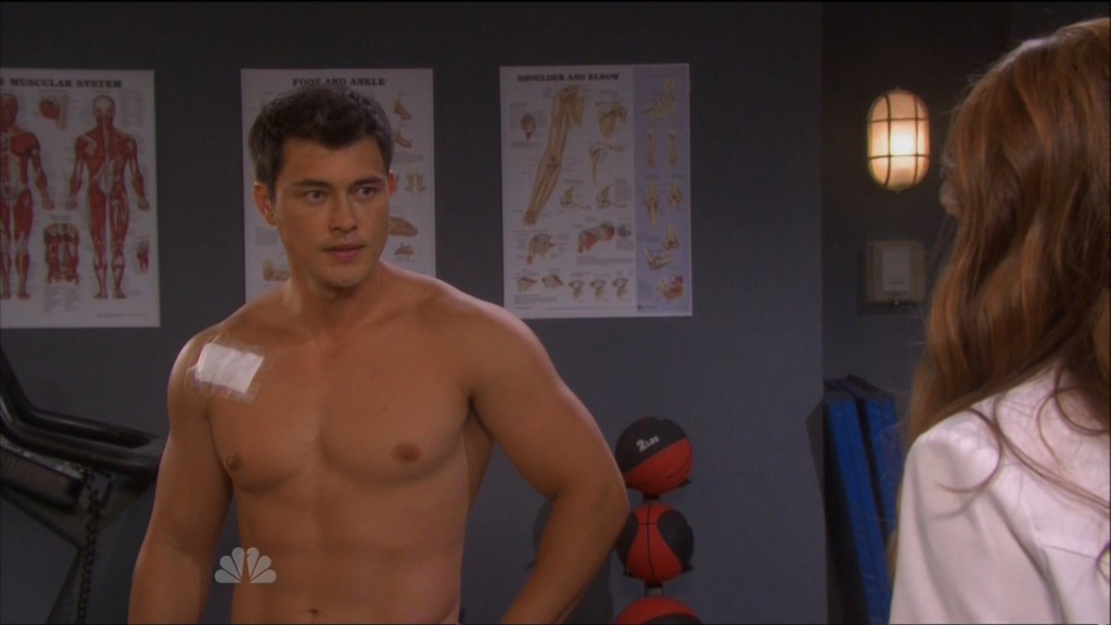 Christopher Sean Sexy
