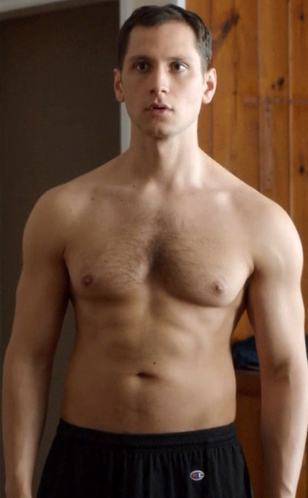 Matt McGorry Shirtless