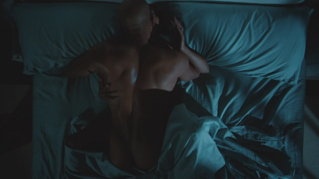 Boris Kodjoe Naked Butt
