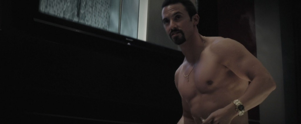 Milo Ventimiglia Shirtless