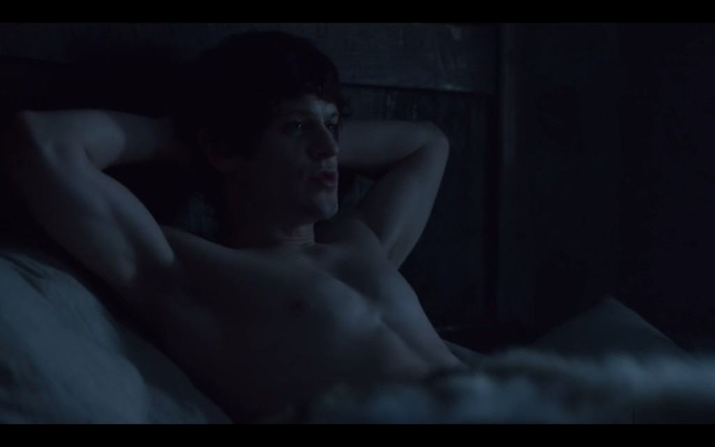 Iwan Rheon Shirtless