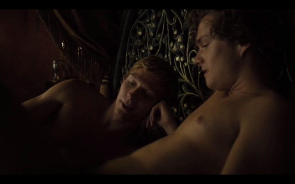 Will Tudor - Finn Jones