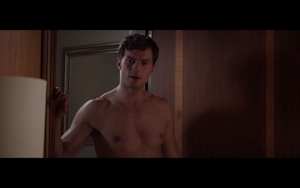 Jamie Dornan Shirtless