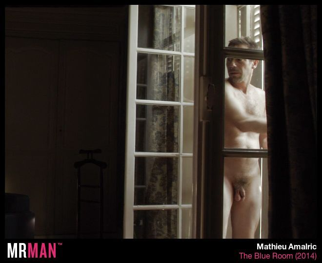 Nude Male Celebs At MrMan