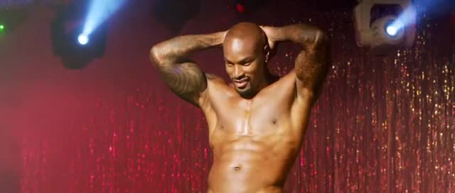 Tyson Beckford Shirtless