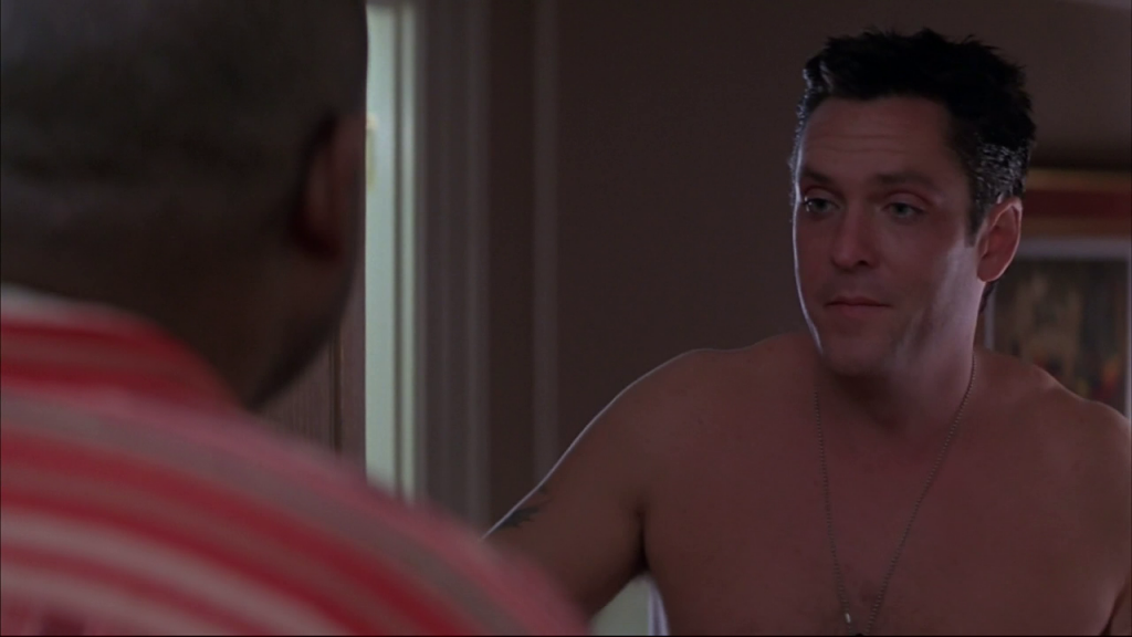 Michael Madsen Shirtless