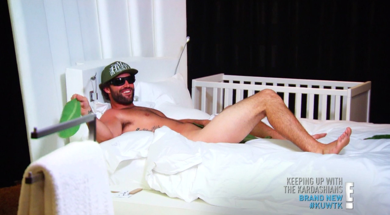 Brody jenner nude cock consider