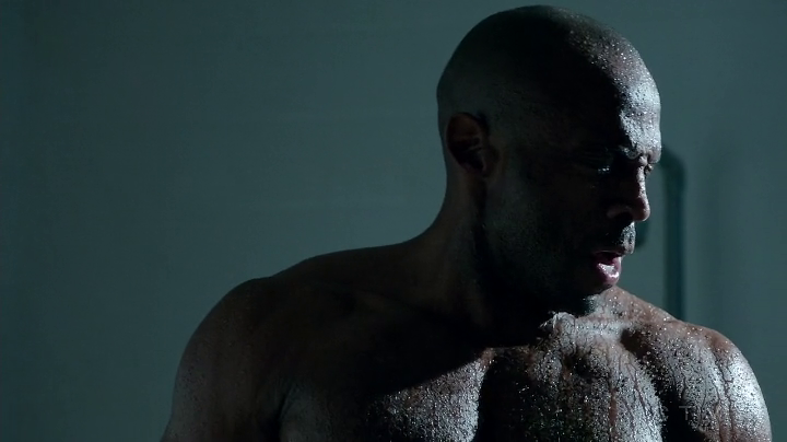 Nude Black Actor Billy Brown