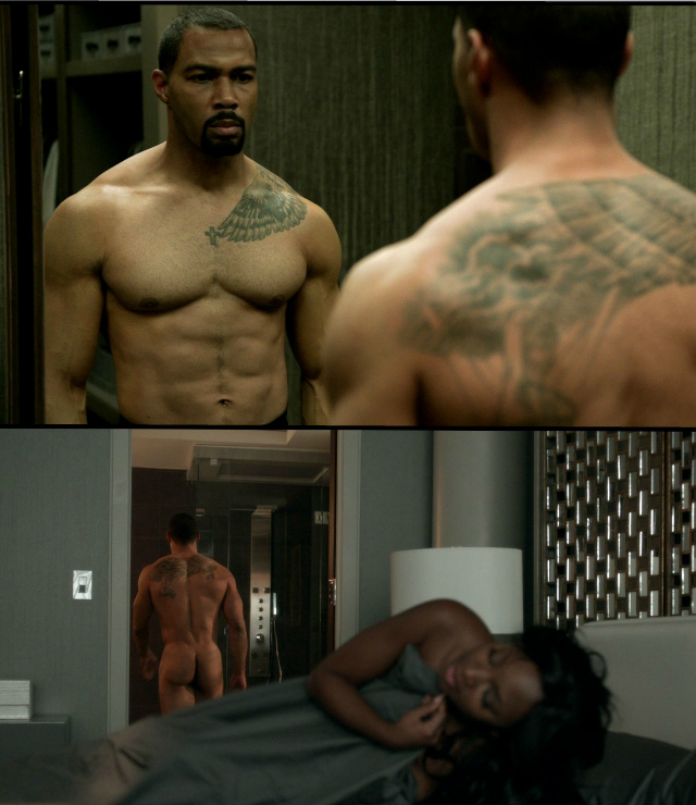 Omari Hardwick Nude in Power