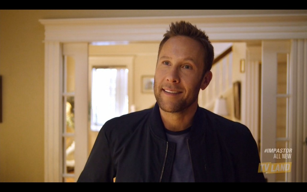 Actor Michael Rosenbaum Naked