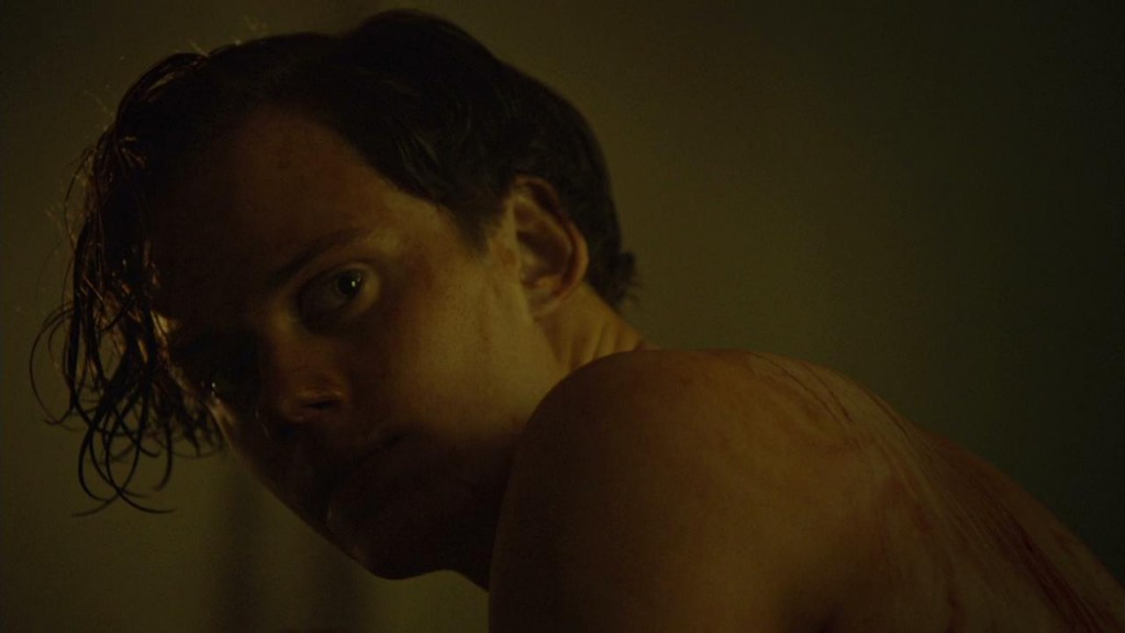 Bill Skarsgard Naked on Hemlock Grove2