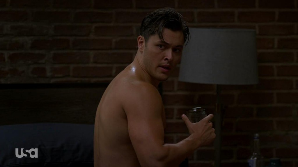 Blair Redford Shirtless 2