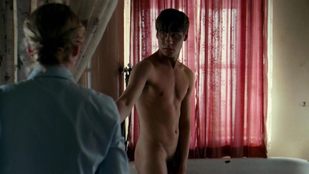 the reader nude boy