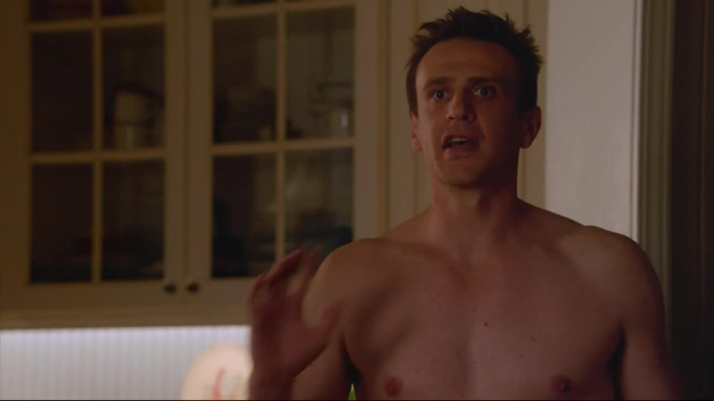 Jason Segel In Sex Tape