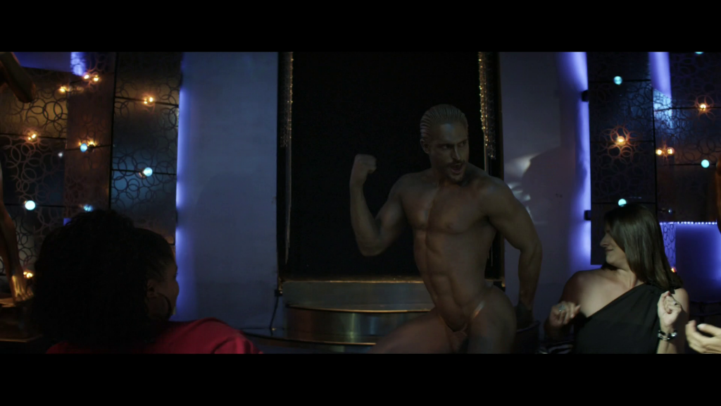 Joe Manganiello The Male Stripper
