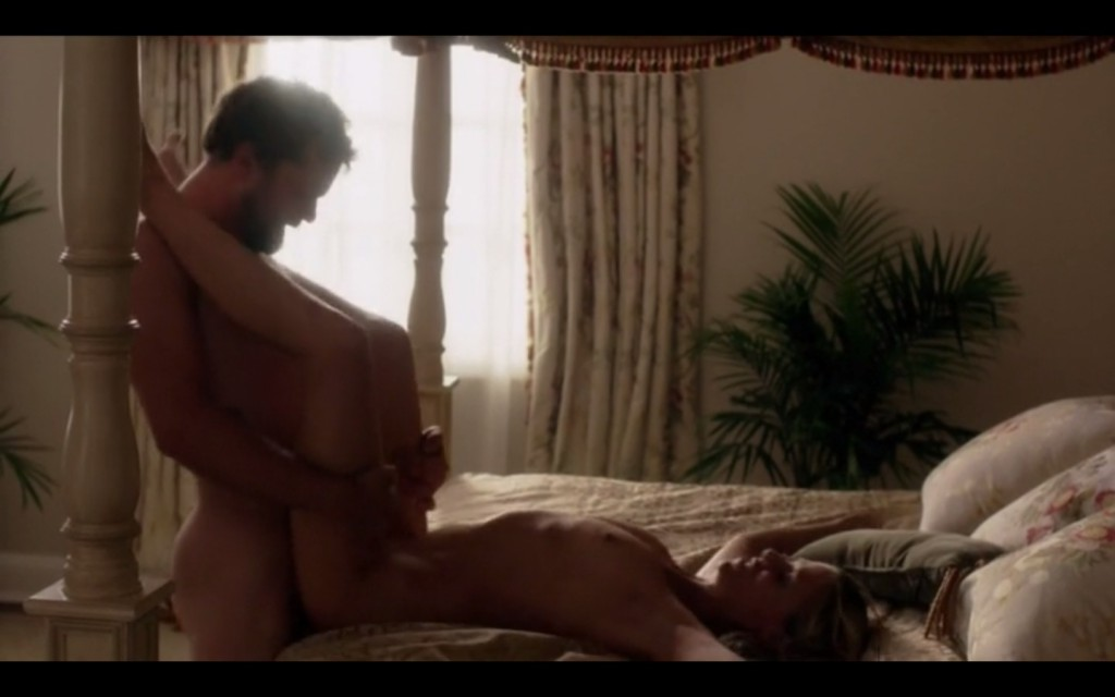 The affair sex scene