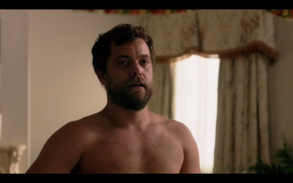 Joshua Jackson Shirtless