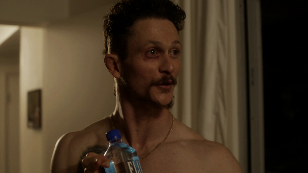 Jonathan Tucker Nude on Kingdom