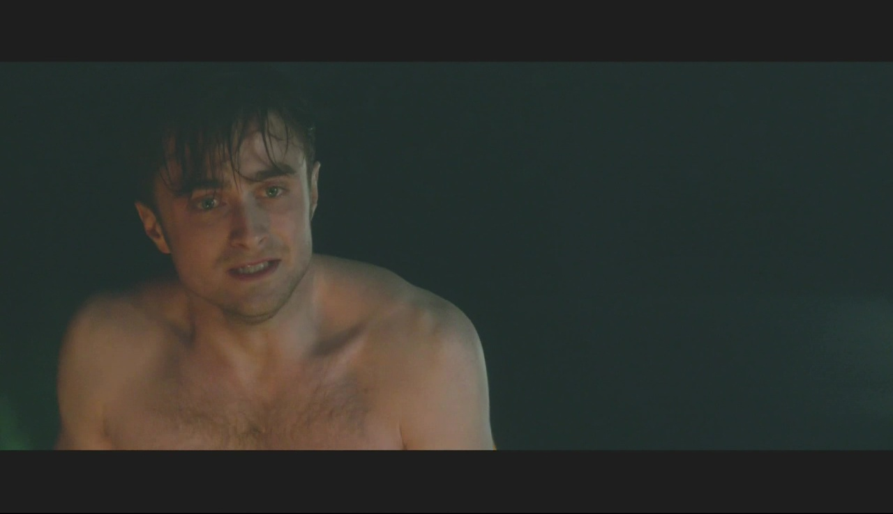 Full frontal radcliffe nudity daniel