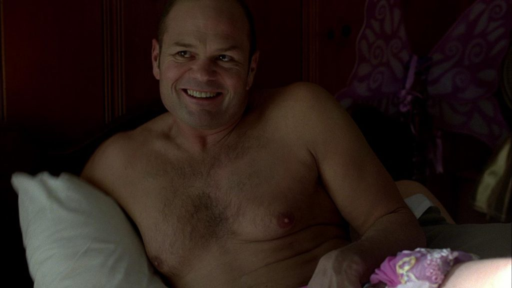 Chris Bauer Shirtless
