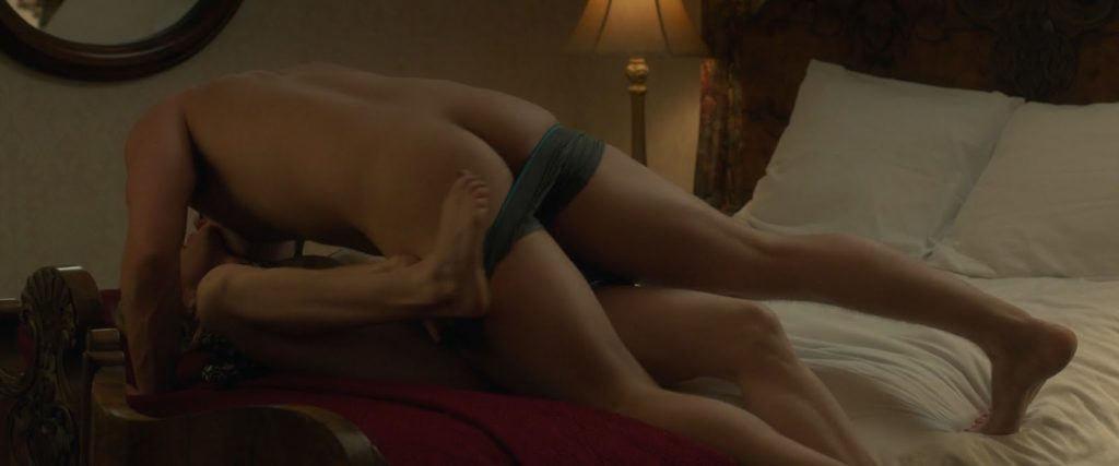 Matt McGorry Naked in How He Fell in Love