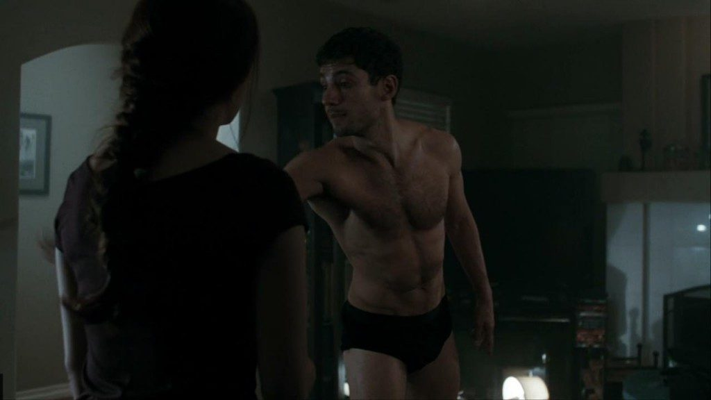 Julian Morris Shirtless