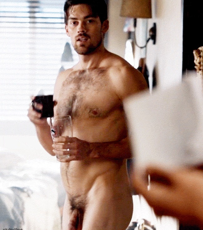 Naked men of hbo series oz